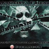 Subchain @ TaktGeist & Friends Radio Show - Cuebase FM - 01.02.2013