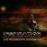 DJ MAX NEWMAN – INSPIRATION (Live Progressive Session)