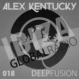 018.DEEPFUSION @ IBIZAGLOBALRADIO (Alex Kentucky) 29/12/15