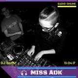 Black Zektor presenta Miss Adk en BAG Radio
