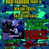 HARD SKANKIN volume 16 with Ninjah Fareye