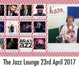 The Jazz Lounge Radio Show on K107fm Community Radio with Grace Black 23rd April 2017