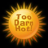 Too Darn Hot! - Summer of 2019 (Or how I learned to stop worrying and love the heatwave)