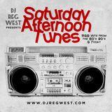 Saturday Afternoon Tunes