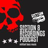 Section 8 Podcast - Episode 6 : The End of All Things - mixed by Flood