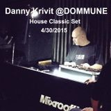 Danny Krivit @DOMMUNE, Tokyo 4/30/15