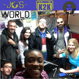 Jo's World with Jo Dusepo 3/6/16 with special guests from the Nicola Project!