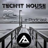 2018 07 01 Tech'it House Radio Show - Arnoo ZArnoo - RPL Electro