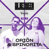 In Between Mix Vol. 4 - Guestmix with oriön