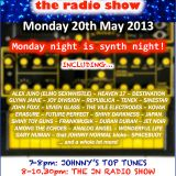 THE JOHNNY NORMAL RADIO SHOW 10  - 2OTH MAY 2013