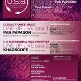 Ozckr @ Global Trance Music & Friends Sala Instinto (15.11.2013)