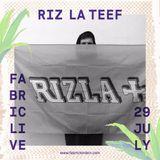 Riz La Teef - The Blast x FABRICLIVE Mix