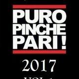DJ Elias - Puro Pinche Pariii 2017 Vol.1