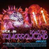ROAD TO TOMORROWLAND vol.16 -Mashup Works by Mustache Mash Master-