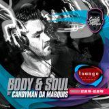 Candyman da MArquis: BODY&SOUL at Lounge Radio 13.07.25.
