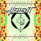 Progressives Klangtheater (Live-Mitschnitt vom 08.04.16) (Axellent Clubset)