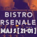 Wilke & Kvapil @ Bistro Arsenalen may5-2018