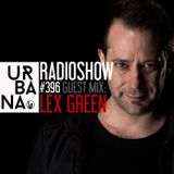 Urbana radio show con David Penn #396::: ESPAÑOL - INVITADO: LEX GREEN