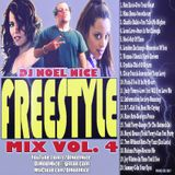 DJ Noel Nice-Freestyle Mix Vol. 4
