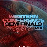 2019 Western Conference Semifinals Pregame Mix 2