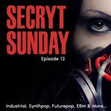 Secryt Sunday - Episode 12: industrial, synthpop, futurepop, ebm, aggrotech and more...