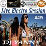 LIVE ELECTRO SESSION 062016