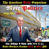The Hoarders' Vinyl Emporium 174 - 'More politics'