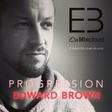 Progression Red by Edward Brown