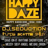 Thumpa LIVE @ Happy Daze 06.04.18 (1998-1999 Happy Hardcore)