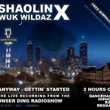 """shaolinX Radioshow: Germany """"Unser Ding 103.7"""" (27.12.2007)"""