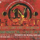 Randall B2B Mampi Swift with GQ, Foxy, Riddla, Skibadee & Fatman D at One Nation & Heat (Nov 99)