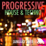Progressive House & Techno, January 2018