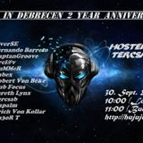 Jareth Lynx - Deep in Debrecen 2nd Anniversary Show @ hujujuj.fm 30.09.2015
