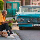Mike Zarin - Cuba à Pied