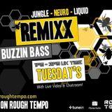 Remixx on Rough Tempo - DnB / Jungle Mix. ( 29/3/16 )