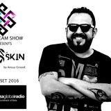 Got cream radio SHOW by IBIZA GLOBAL RADIO!!!  2ND SKIN  SUMMER SET 2016