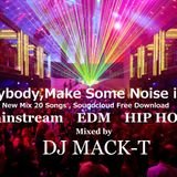 Everybody,Make Some Noise in LA!!!!!!!! Mixed by DJ MACK-T