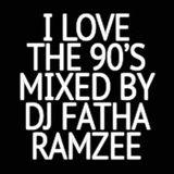 DJ Fatha Ramzee 90's Hip/RnB Mix