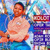 Kolot Me Africa: Live @ Sputnik (Ofir Blum & Shiwa Biwa)