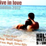 Live in Love Riddim 2012 mixed by Kalymistic