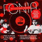 Fonia Radio Show - Session 40 (Guest: stachy.dj - Polish Jazz Lab)