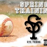 SPRING TRAINING II BY DJ SYE YOUNG