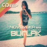 CDeep November 2014 (Mixed By BURLAK) // Deep House Mix