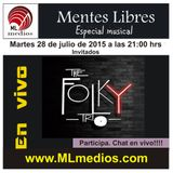 THE FONKY JAZZ EN MENTES LIBRES
