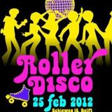 Timmy Bankers (ft. Ed Mors)- Live @ Rollerdisco B-Day Party