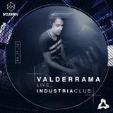 Valderrama Live_  Industria Club 22_11_2013