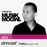 sinncast* #005 - Fasika (sinnmusik* / USA)