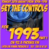 Set The Controls...for 1993 Part 1