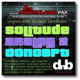 Pointblank.fm End Of Year D&B Special with DJ Solitude, Analog 2 & DJ Concept 29/12/12