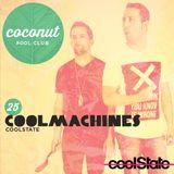 coolMachines @ Coconut Pool Club (25.08.2012)